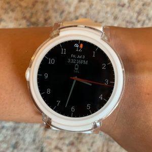 A Smart watch by TicWatch